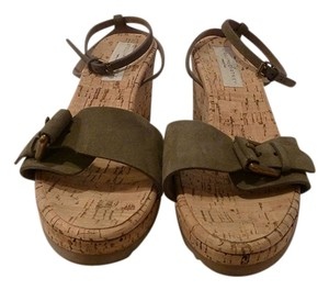 Stella McCartney Olive Sandals