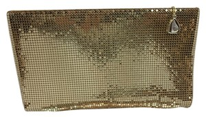 Whiting & Davis Gold Wristlet