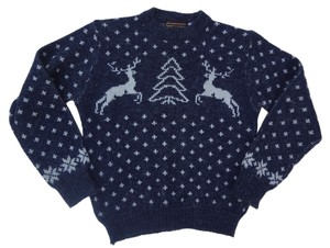 Sears Ugly Reindeer Sweater
