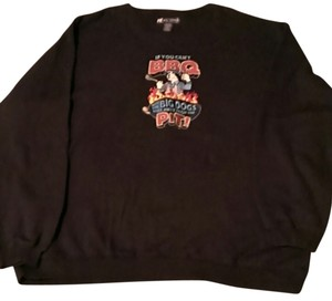 Big Dog Sweatshirt Bbq Sweatshirt