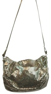 Whiting & Davis Metal Shoulder Bag