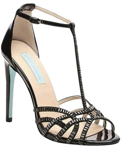 Betsey Johnson Black Sandals