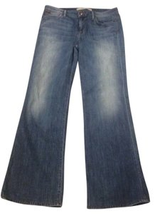 JOE'S Jeans Trouser/Wide Leg Jeans-Light Wash