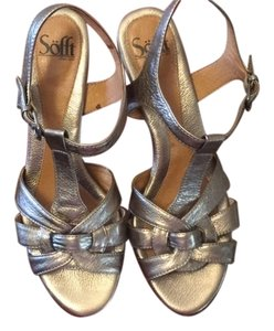 Eürosoft by Söfft Silver Sandals
