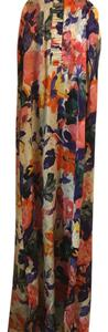 Multi Maxi Dress by Tucker Maxi Pretty Spring