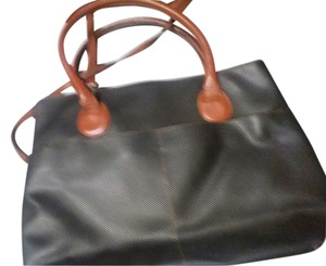Bottega Veneta Tote in black brown