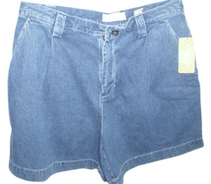 Kate Hill Cutoffs Comfortable Soft Casual Mini/Short Shorts denim