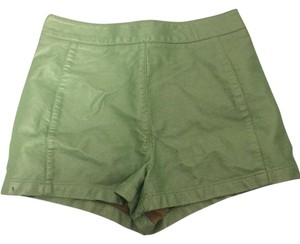 Forever 21 Mini/Short Shorts Seafoam Green