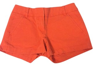 J.Crew Mini/Short Shorts Beight peachy orange