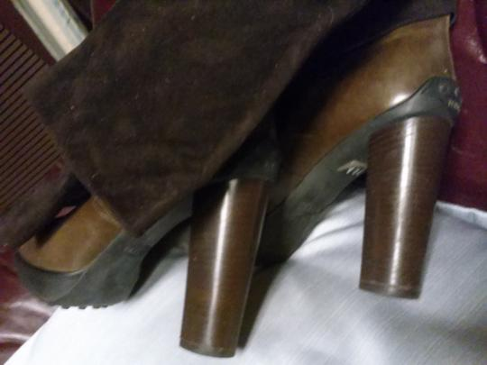 Tod's Brown Boots Image 2
