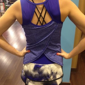 Lululemon Run Speed Squad Tank