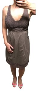 Moulinette Soeurs short dress Taupe on Tradesy