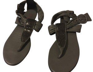 Miss Sixty gray Sandals