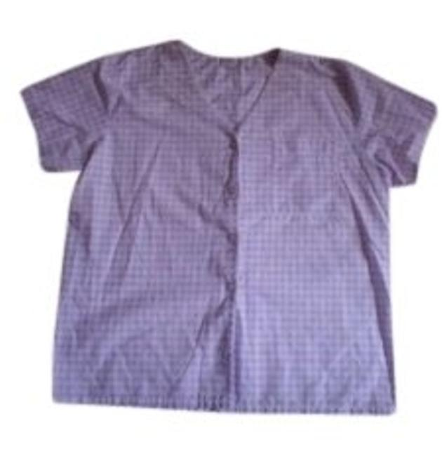 Preload https://img-static.tradesy.com/item/146096/casual-button-down-shirt-blouse-size-18-xl-plus-0x-0-0-650-650.jpg