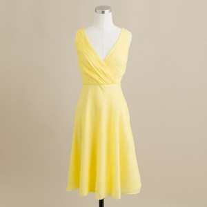 J.Crew Frosted Citrus Dress
