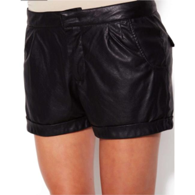 Willow & Clay Cuffed Shorts Blac Image 2
