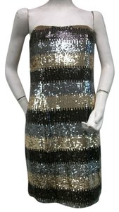 A.B.S. by Allen Schwartz Sequin Mini Dress