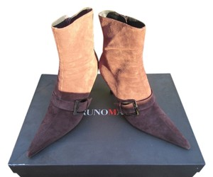 Bruno Magli Dark Brown Boots