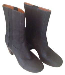 Cole Haan Grey/Black Boots