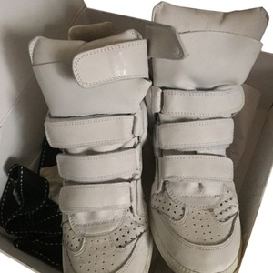 Isabel Marant White Athletic
