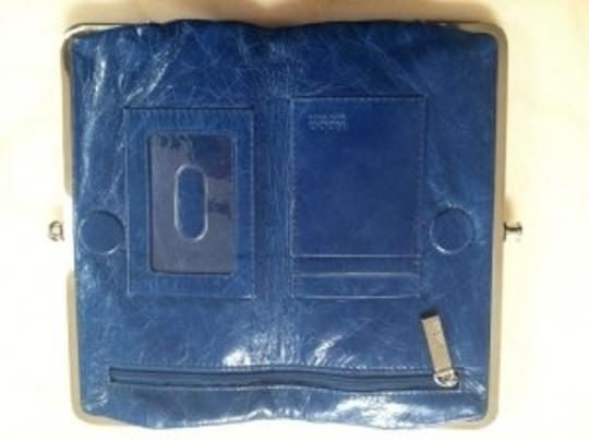 Hobo International Blue Clutch