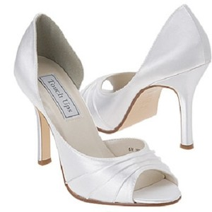 Touch Ups White - Dyeable Flash Formal Size US 6.5 Regular (M, B)