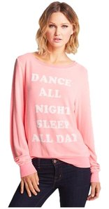 Wildfox Jumper Pink Comfy New Sweatshirt