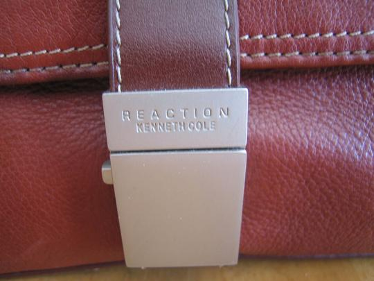 Kenneth Cole Reaction Chestnut Clutch Image 3