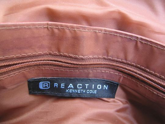 Kenneth Cole Reaction Chestnut Clutch Image 4
