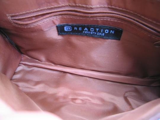 Kenneth Cole Reaction Chestnut Clutch Image 5