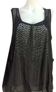 Daniel Rainn Womens Top black