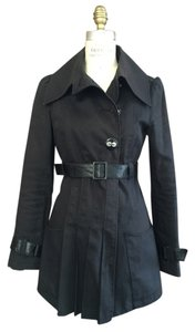 Mackage Double Breasted Pockets Spring Fall Trench Coat
