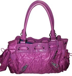 Juicy Couture Nylon Daydreamer Shoulder Bag