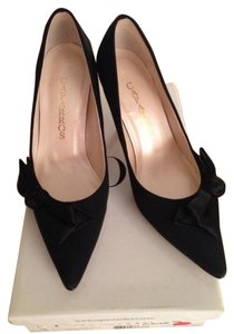 Caparros Black Satin Formal