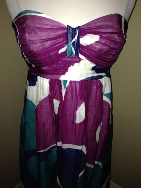 Shoshanna Strapless Size 6 Dress