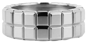 Chopard Chopard 18K White Gold Ice Cube Ring 823795 US 6.75