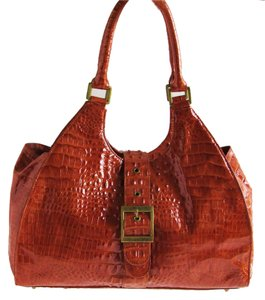 Charlie Lapson Tote in Brown