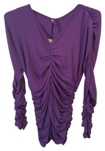 Body Fit by AFRA Top Violet