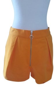 Max Mara Dress Shorts orange