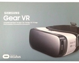 Samsung Gear VR requires Samsung Galaxy Note5, S6 edge+, S6 or S6edge, S7 , S7 edge
