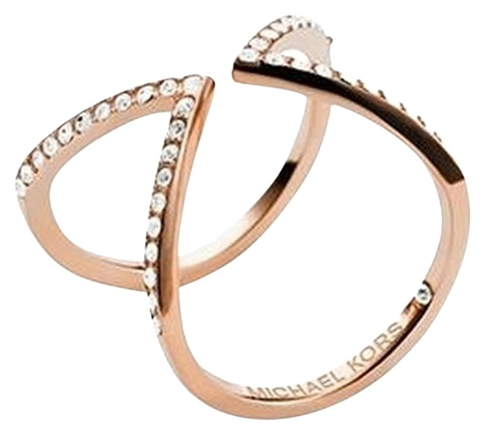 michael kors ring size q