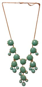 Other Turquoise Statement Bauble Necklace