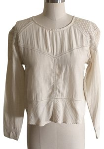 by zoe Top soft beige