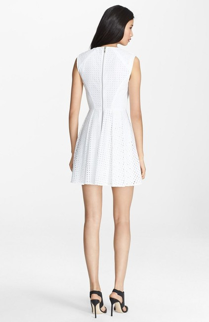 Rachel Zoe short dress White Eyelet Fit And Flare Spring Easter on Tradesy Image 1