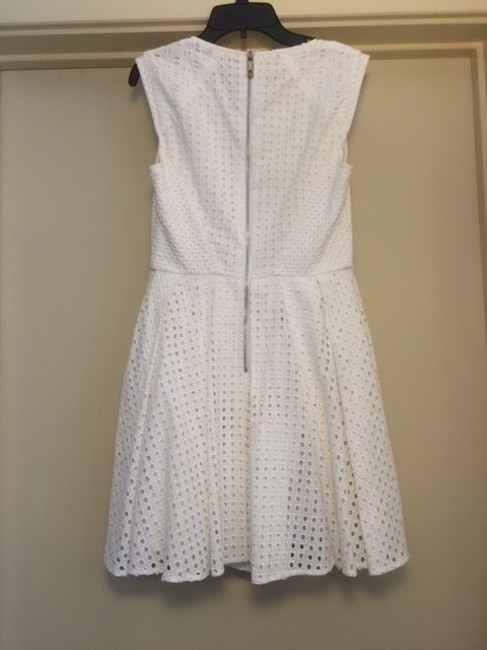 Rachel Zoe short dress White Eyelet Fit And Flare Spring Easter on Tradesy Image 3