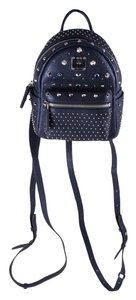 MCM Studded Jewels Backpack