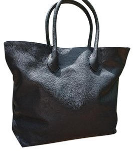 Mark and Graham Tote in Navy Blue
