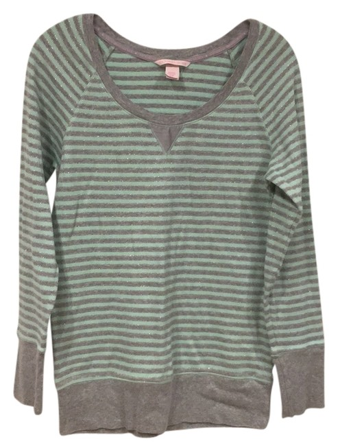 Item - Green Gray Silver Tee Shirt Size 10 (M)