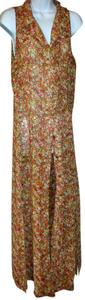 Maxi Dress by Victoria's Secret Sleeveless Maxi Floral