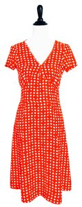 Marc Jacobs short dress Red / White Polka Dot on Tradesy